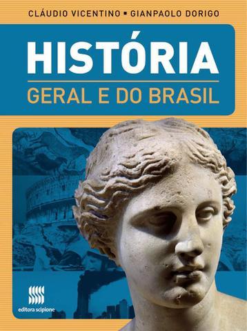 Imagem de História Geral e do Brasil - Vol. Único - Scipione