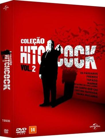 Imagem de Hitchcock - Coleçao V.2
