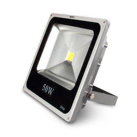 Imagem de Holofote Refletor Led 50w Branco Frio 6500k Bivolt