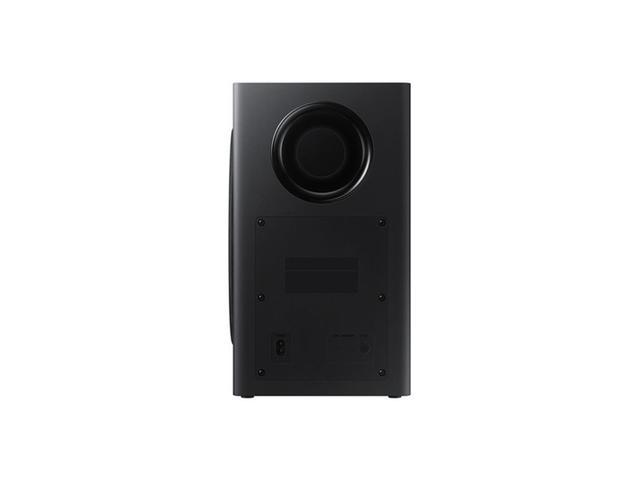 Imagem de Home Soundbar Samsung HW-Q60R, 360W de Potência, 5.1 Canais, Dolby Digital, DTS Digital Surround, Modo Game, HDR, Blueto
