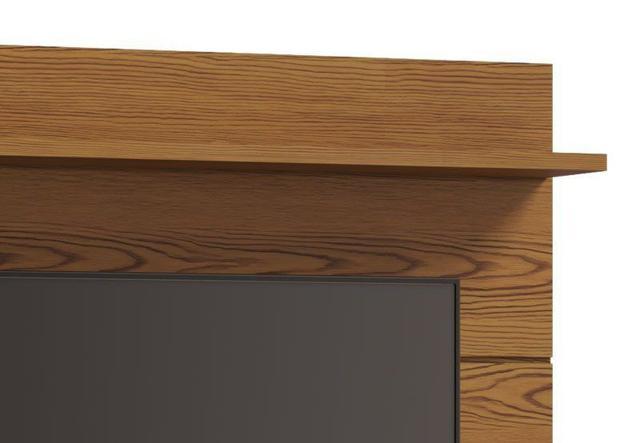 Imagem de Home Suspenso Soul 1.4 Freijó com Off White - Imcal Móveis
