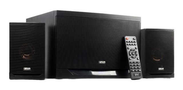 Imagem de Home Theater Aparelho de Som Multimídia FM P2 Bluetooth KP-6029BH