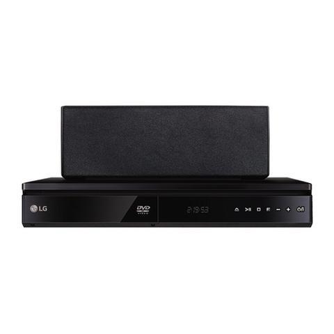 Imagem de Home Theater DVD LG, 1000W RMS, Bluetooth, 5.1 Canais - LHD625