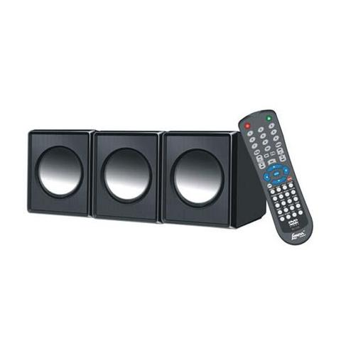 Imagem de Home Theater HT-723 270W USB/FM/KARAOKÊ Preto - LENOXX