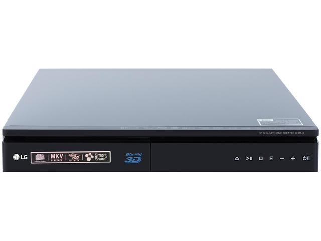 Imagem de Home Theater LG 1000W Bluetooth