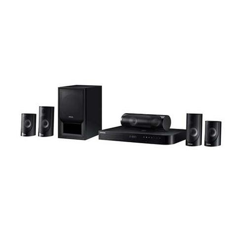 Imagem de Home Theater Samsung HT J5500K ZD 5.1 Canais Blu-ray 3D, Wi Fi,Karaokê,Bluetooth,HDMI e USB 1000 W