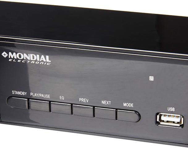 Imagem de Home Theater Sound Bar Sb-03 Mondial Preto - Bivolt