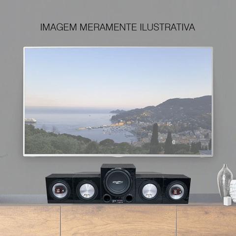 Imagem de Home Theater Stetsom Bluetooth 4.1 Tv Pc Note Usb Sd Fm Aux