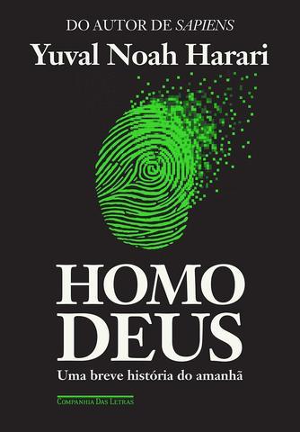 Imagem de Homo Deus - Companhia das letrinhas