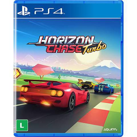 Imagem de Horizon Chase Turbo - PS4