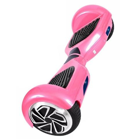 Imagem de Hoverboard Scooter Elétrico Foston Rosa 3000s Bluetooth 6,5pol.