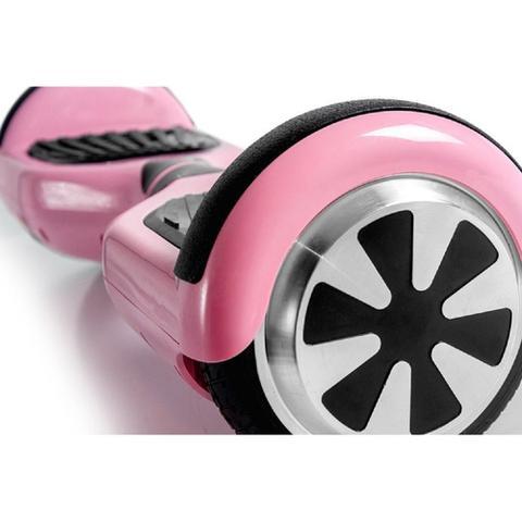 Imagem de Hoverboard Scooter Elétrico Promountain 6,5pol. Rosa Borracha Sem Bluetooth