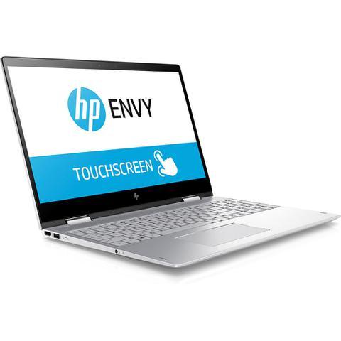 """Notebookgamer - Hp I7-10510u 64gb 1tb Ssd Geforce Mx250 Windows 10 Professional Envy X360 15"""" Polegadas"""
