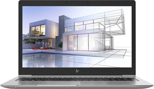 Workstation - Hp 3wq11ec I7-8665u 1.90ghz 16gb 512gb Ssd Intel Hd Graphics Windows 10 Professional Zbook 15u 15,6