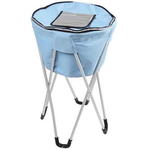 Imagem de Ice Cooler 32 Litros com Pedestal, Azul, 3620 - Mor