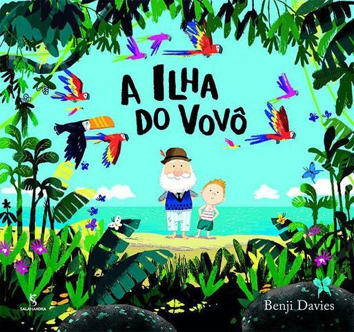 Imagem de Iha do vovo, a