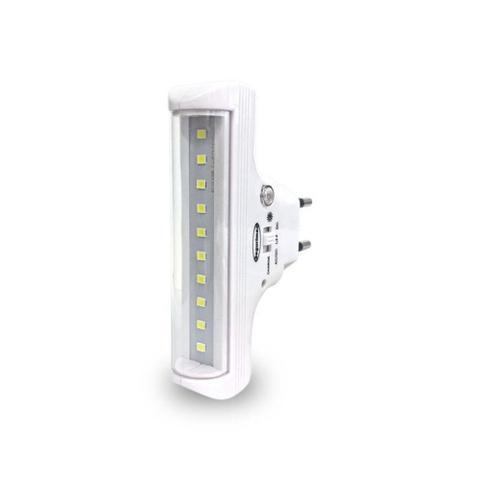 Imagem de Iluminação de Emergência Segurimax Led 60 Lumens