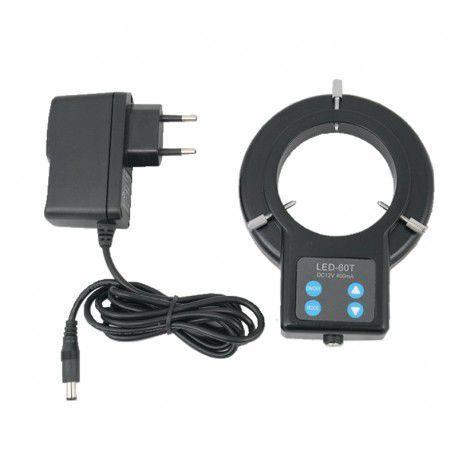 Imagem de Iluminador Anelar de LED contendo 60 LEDS Digilab