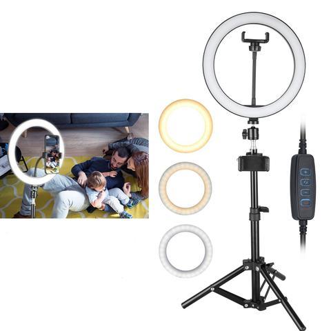 Imagem de Iluminador LED Circular 10