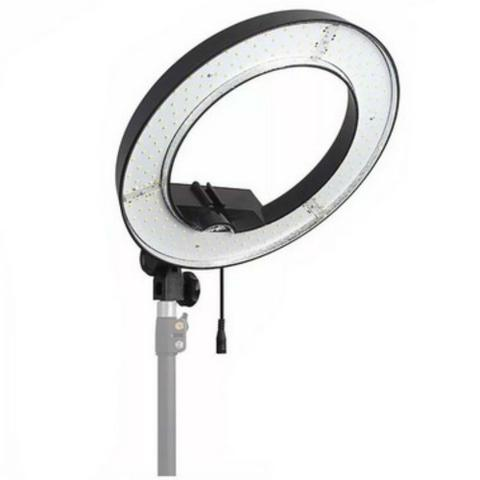 Imagem de Iluminador Led Ring Light Circular 48cm 240 Led 50w 6000lm com tripé GT719 - Lorben