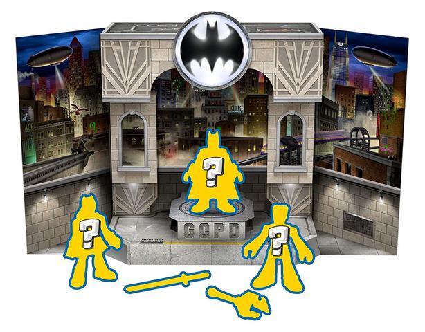 Imagem de Imaginext DC Batman Super Friends Gotham City - Figuras Surpresas GNN43