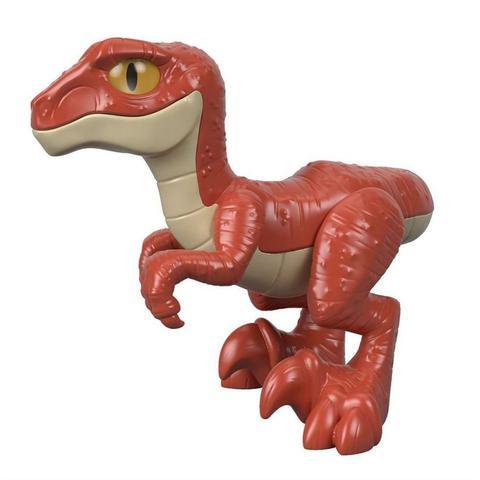 Imagem de Imaginext Jurassic World Figura Dinossauro Raptor - FWF52 - Mattel