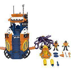 Imagem de Imaginext Navio Comando do Mar - Mattel