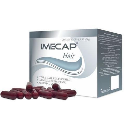 Imagem de Imecap Hair - 60 Cápsulas