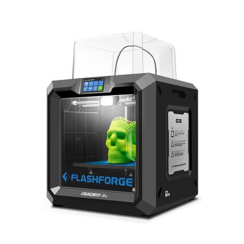 Impressora 3d Flashforge Guider Iis 30789 Fdm Colorida Usb, Ethernet e Wi-fi Bivolt