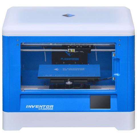 Impressora 3d Flashforge Inventor 28872 Fdm Colorida Wi-fi Bivolt