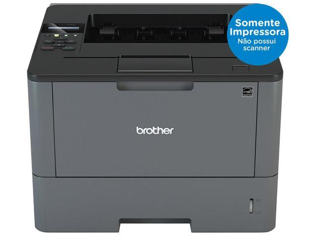 Imagem de Impressora Brother HL-L5102DW Laser Wi-Fi
