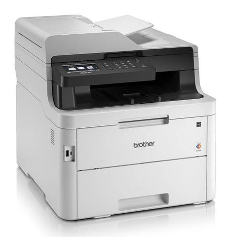 Imagem de Impressora brother laser multifun duplex color mfc-l3750cd