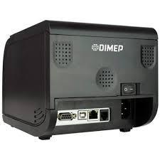 Imagem de Impressora Cupom Dimep D-Print 250 Conexão USB, Serial e Ethernet