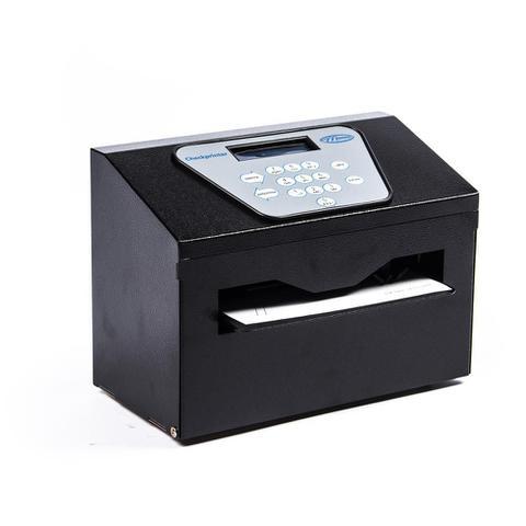 Imagem de Impressora De Cheques Checkprinter Preta Menno
