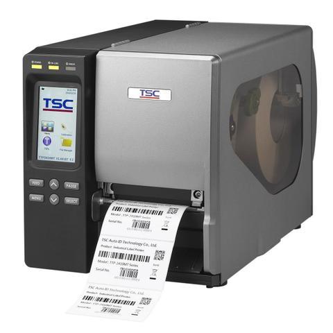 Imagem de Impressora de Etiquetas Térmica Industrial - TTP-2410MT - TSC
