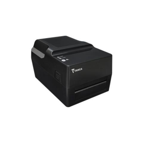 Impressora Térmica Etiqueta Tanca Tlp-400 Transferência Térmica Monocromática Usb Bivolt