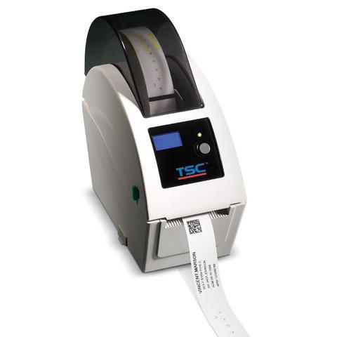 Impressora Térmica Etiqueta Tsc Tdp-225 Transferência Térmica Monocromática Usb + Serial Bivolt
