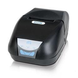 Impressora Térmica Fiscal Elgin Ecf Fit Mfd 1e Preto Transferência Térmica Monocromática Serial Bivolt