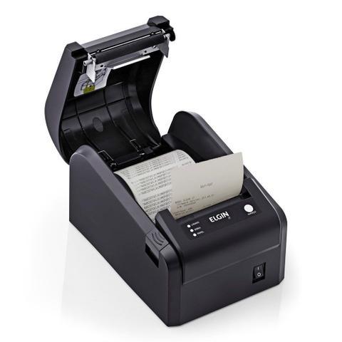 Imagem de Impressora Elgin I7 - Impressora de cupom e NFC-e  / USB