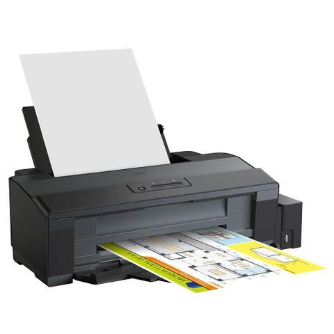 Imagem de Impressora Epson A3 L1300, Tanque de Tinta Colorida - 110V