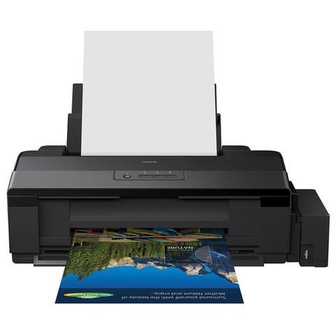 Imagem de Impressora Epson A3 L1800 Tanque de Tinta Colorida, Fotográfica, 110V