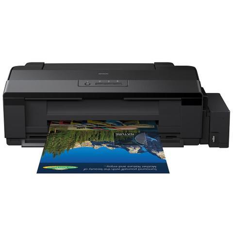Imagem de Impressora Epson A3 L1800, Tanque de Tinta Colorida, Fotográfica - 110V