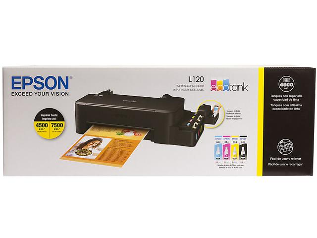 Imagem de Impressora Epson EcoTank L120
