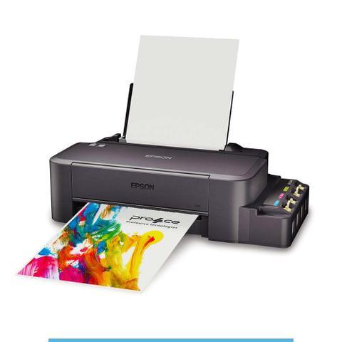Imagem de Impressora Epson EcoTank L120 tanque de tinta