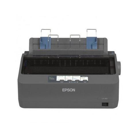 Imagem de Impressora Epson Matricial LX-350 EDG 9 Agulhas C11CC24021