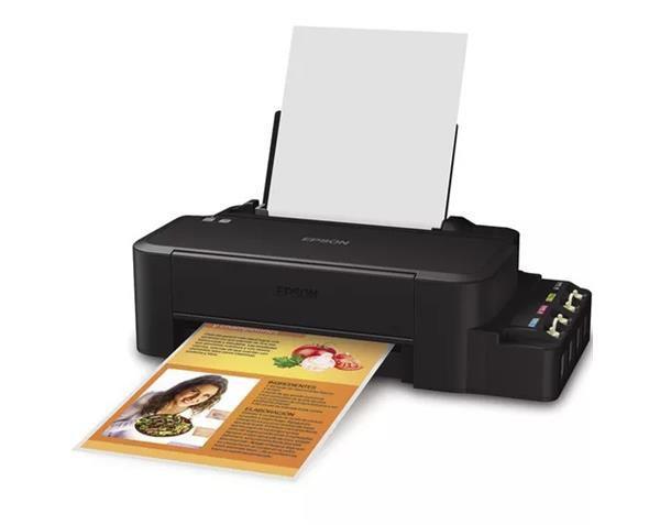 Imagem de Impressora epson tanque de tinta l120 ecotank - c11cd76201