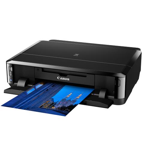 Imagem de Impressora Fotográfica Canon Pixma IP7210 Duplex CD/DVD