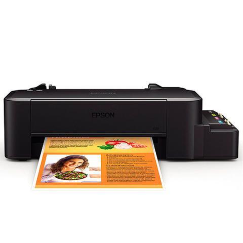 Imagem de Impressora Fotográfica Epson Ecotank L120 USB 2.0