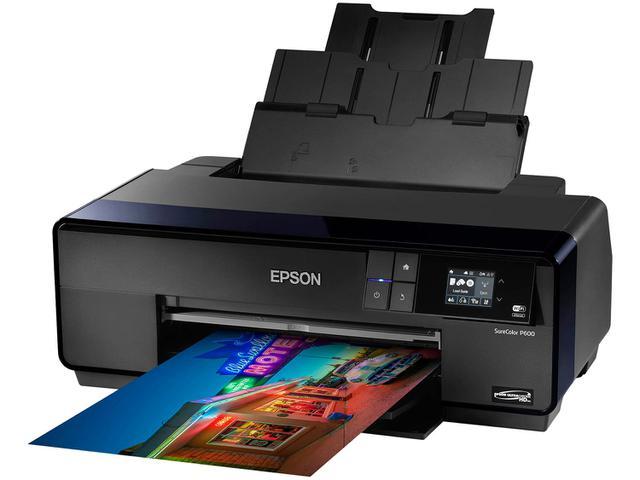 Imagem de Impressora Fotográfica Epson SureColor P600