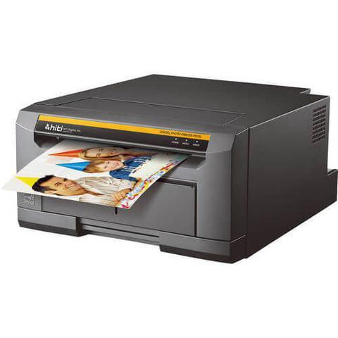 Impressora Térmica Hiti P-910l Transferência Térmica Colorida Usb Bivolt